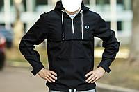 Мужская куртка анорак FP черный