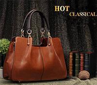 Классическая сумка. Стильная сумка. Модная сумка. Женская сумка. Кожаная сумка. Интернет магазин. Код: КЕ18