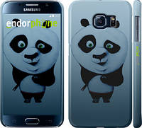 """Чехол на Samsung Galaxy S6 G920 Кунг-фу Панда """"759c-80"""""""
