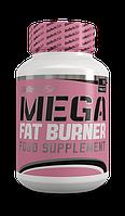 Жиросжигатели, Липотропики BioTech Mega fat burner 90 таблеток