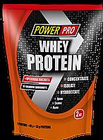 Протеин Сывороточный Power Pro Whey protein 2 кг  шоколада + орех