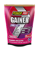 Гейнеры Power Pro Gainer Amino+BCAA 2000 г  лесная ягода