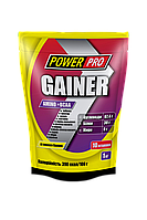 Гейнеры Power Pro Gainer Amino+BCAA 1000 г  банан