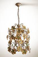 Люстра 4-х ламповая, для спальни, кухни, зимнего сада