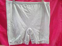 Женские панталоны теплые молочные