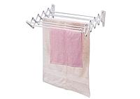 Сушилка для полотенец выдвижная 60 см.