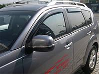 Дефлектор окон Mitsubishi Outlander XL 2007-2012