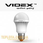 Светодиодная лампа  VIDEX LED A60b 9W 3000K 220V E27 (23376)