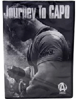 Диск тренировок UNIVERSAL NUTRITION Journey to Capo DVD