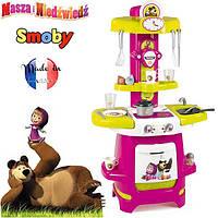 Игровая детская кухня c раздвижной столешницей Smoby 310700