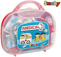 Игровой набор Доктора в Чемодане Smoby 340100
