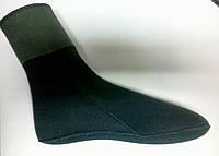 Носки неопреновые для подводной охоты Sigma Sub; анатомичекие; с обтюрацией