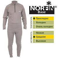 Термобелье мужское NORFIN BASE *20 (302900), комплект термобелья