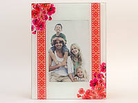 Фоторамка с цветами Маки