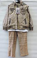 Стильный костюм для мальчика 4-7 лет модель - 9719