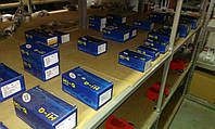 Тормозные  колодки  передние дисковые  Hyundai Accent 2010- Solaris 2011- Kia Rio 2010-,SP1399