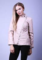 Женская куртка-косуха из эко-кожи (4 цвета)