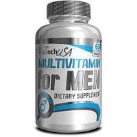 BioTech USA Multivitamin for Men 60 таб