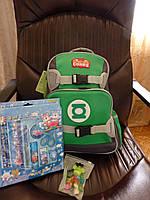 Школьный ортопедический рюкзак+ канцелярский набор в подарок