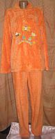 Пижама махровая теплая
