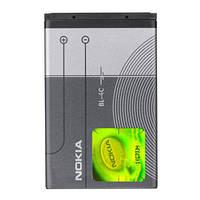 Аккумуляторная батарея АКБ Nokia BL-4C неоригинальная