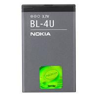 Аккумуляторная батарея АКБ Nokia BL-4U неоригинальная