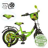 Велосипед детский  для мальчика 12 д. BEN 0038