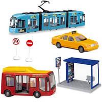 Игровой набор Городской транспорт Dickie 3314283