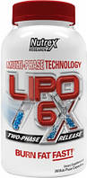 Жиросжигатели Nutrex Lipo-6x 240 капс