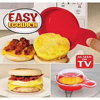 Воздушная яичница Easy Eggwich (формы), фото 1