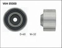 Паразитный / Ведущий ролик, зубчатый ремень Hyundai Santa Fe/Santamo/Sonata 92-/Kia Magentis, SKF VKM85000