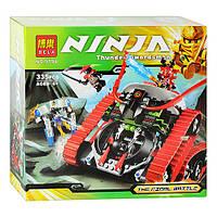 Конструктор BELA 9794 Ninja