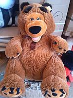 Плюшевый мишка (медведь) Маша и Медведь Харьков 60см в сид.положении
