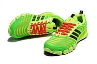 Мужские кроссовки  Adidas ClimaCool Aerate 2.0, салатовые, Р. 40