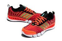 Мужские кроссовки  Adidas ClimaCool Aerate 2.0, красные, Р. 40 43