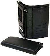 Мужской кошелек для купюр Dr.Bond MS1 black