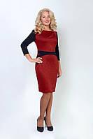 Стильное женское платье модного дизайна