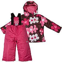 Зимний комплект для девочки Salve by Gusti SWG 4817. Размер 92 - 104 и .122, 128.