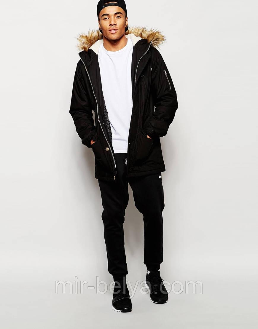 Купить черные мужские брюки доставка