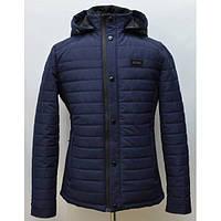 Утепленная мужская куртка AKSS  с капюшоном  разные цвета