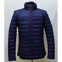 Качественная мужская куртка батал стеганная утеплитель синтепон