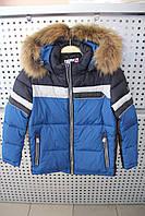 Куртка детская Snowimage junior SICBMY-V915/Син-Чёрн