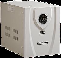 Стабилизатор напряжения  Extensive  5 кВА электронный переносной IEK