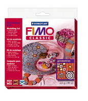 Набор FIMO Classic для мастер-класса «Геометрические фигуры» 4x56г