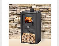 Стальная печь-камин BLIST 9kW