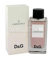 Dolce&Gabbana Anthology L'Imperatrice 3 - туалетная вода (Оригинал) 5ml (миниатюра)