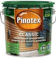 Pinotex Classic ,3 л (Пинотекс Классик) Связующее вещество - алкидная смола
