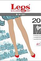 Колготки Bikini 20 ден с ажурными трусиками, Legs