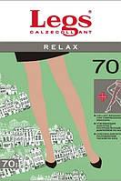 Колготки Relax 70 ден с моделирующим эффектом, Legs