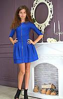 Стильное платье Фиалка, фото 1